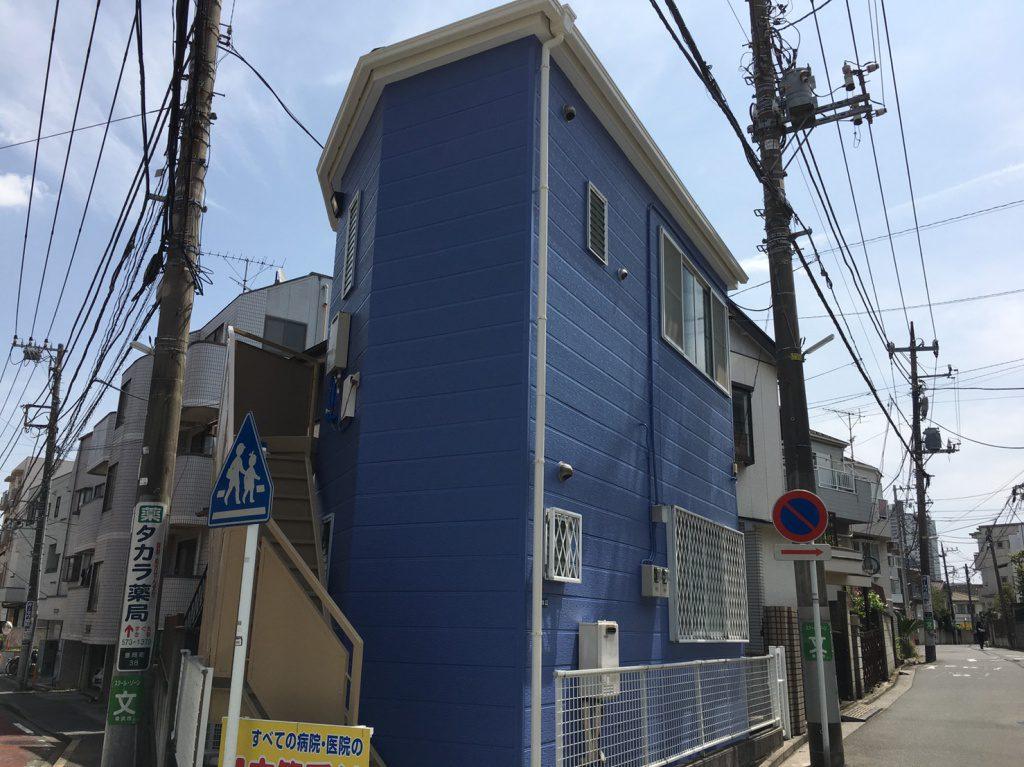 横浜市鶴見区 Y様邸 外壁塗装、屋根塗装