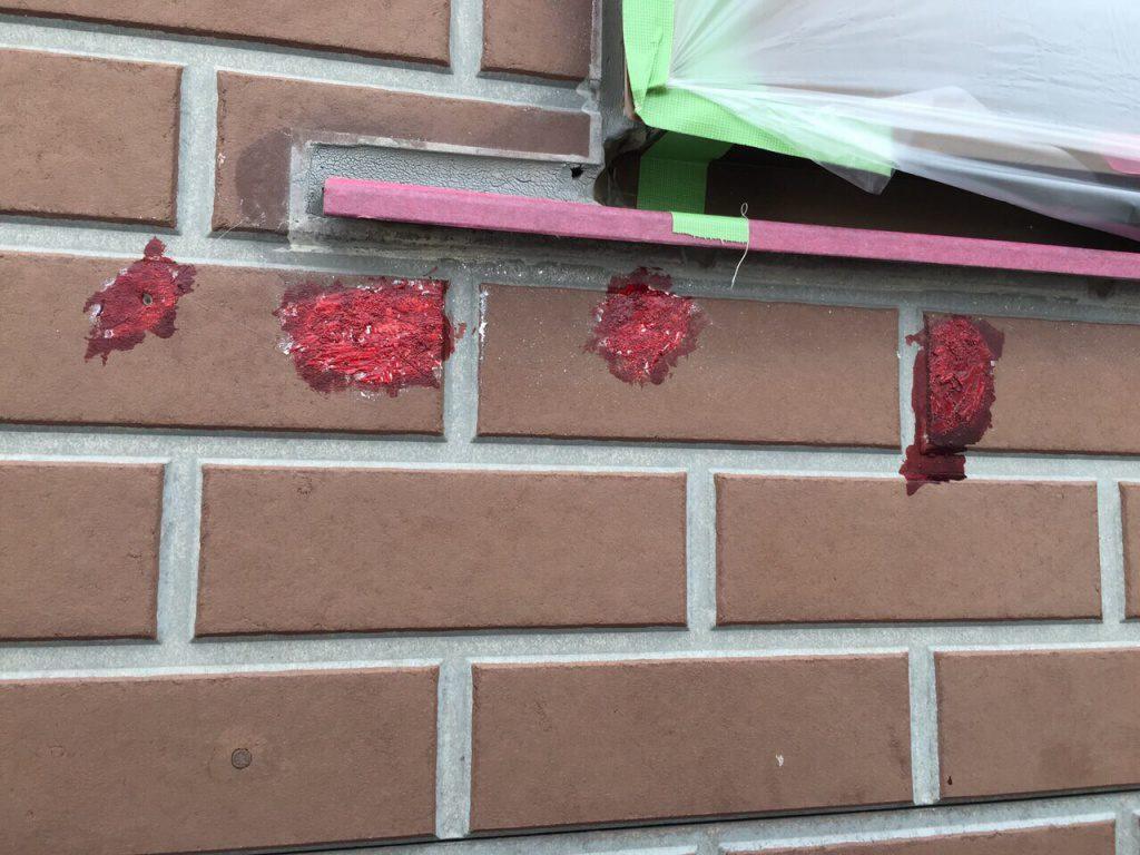 横浜市港北区 外壁塗装のタッチアップ施工のご紹介です!