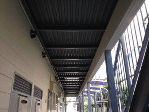 横浜市鶴見区 アパート屋根・外壁塗装工事を行いました✌