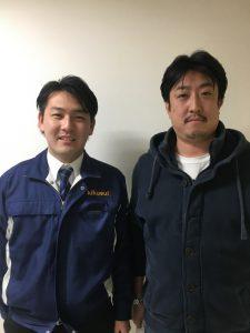 大手塗料メーカーの菊水化学工業の勉強会に行ってきました!!
