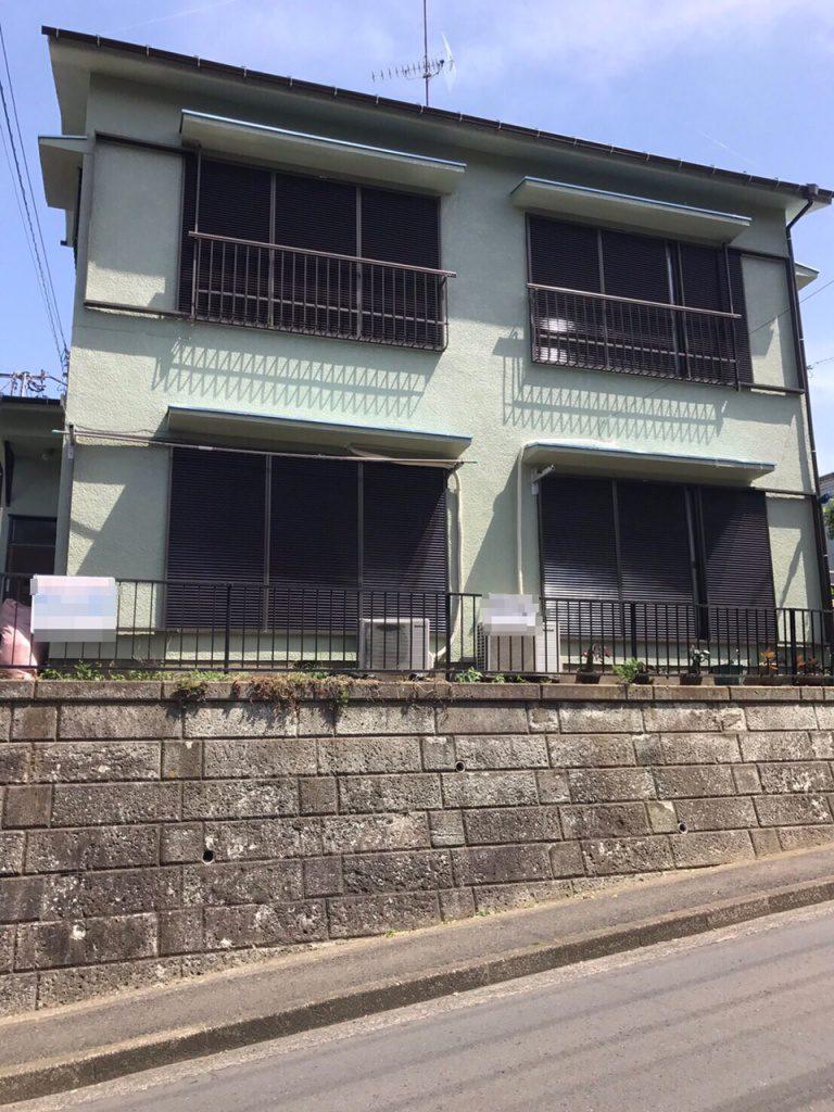 横浜市長津田緑区 N荘 外壁塗装工事を行いました!
