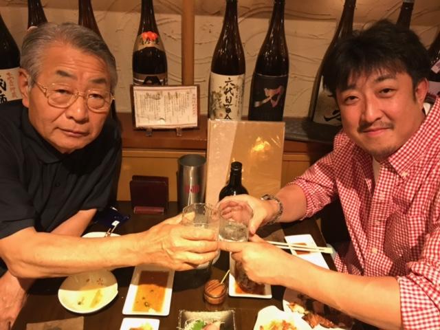 横浜市緑区のお客様と一緒にお食事に行って参りました☆彡
