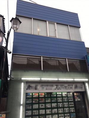 東京都大田区にて☆外壁塗装☆防水工事を行いました~!!