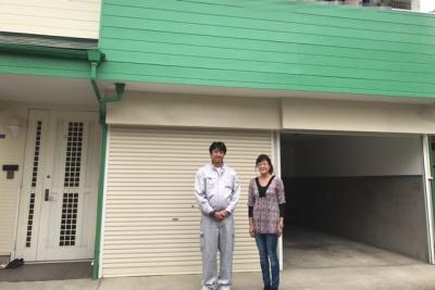 横浜市港北区M様邸の全塗装工事を行いました☆彡