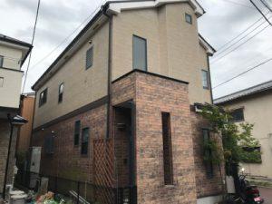 横浜市港南区Y様邸の外壁リフォーム工事を行いました✨