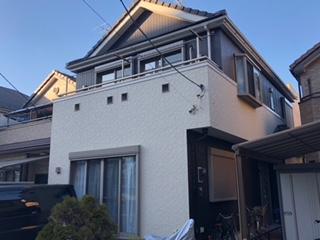 川崎市K区U様邸のリフォーム塗装工事を行いました✌✨