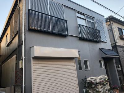 川崎市A様邸の外壁・改修・補修工事を行いました!!