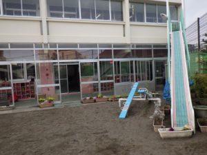 K幼稚園の外壁塗装・防水・シーリング・補修工事を行いました✌