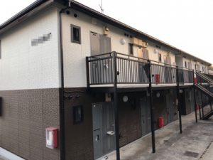 横浜市神奈川区Y様アパート全塗装工事を行いました✌✨