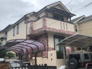 横浜市旭区S様邸の屋根・外壁リフォーム工事を行いました☆彡
