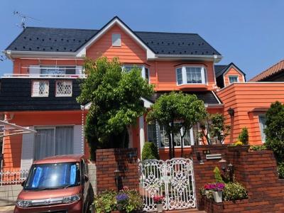 横浜市港南区M様邸 全塗装リフォーム工事を行いました✌