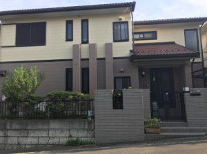 横浜市港南区のU様邸の屋根・外壁リフォーム工事を行いました☆彡