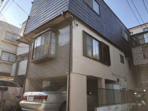 東京都大田区E様邸のリフォーム塗装工事を行いました👍✨