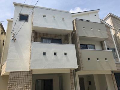 横浜市神奈川区Y様邸・O様邸のリフォーム塗装工事を行いました✌